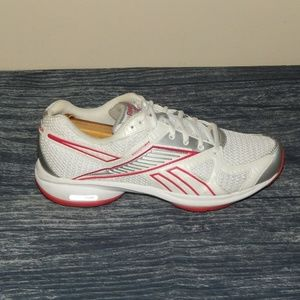 Reebok Women Sz 9 Simply Tone Ribbon Breast Cancer